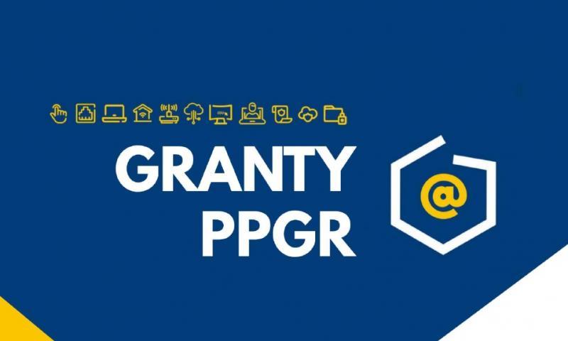 Granty PPGR - Wsparcie dzieci z rodzin popegeerowskich w rozwoju cyfrowym