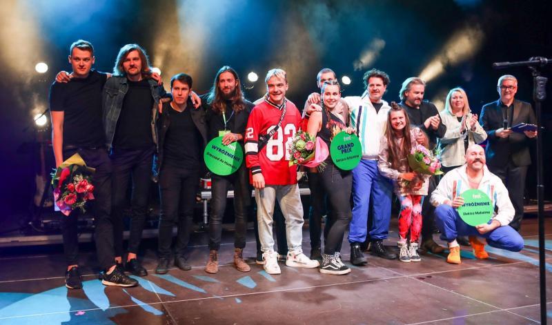 Finaliści 15. Festiwalu Młodych Talentów