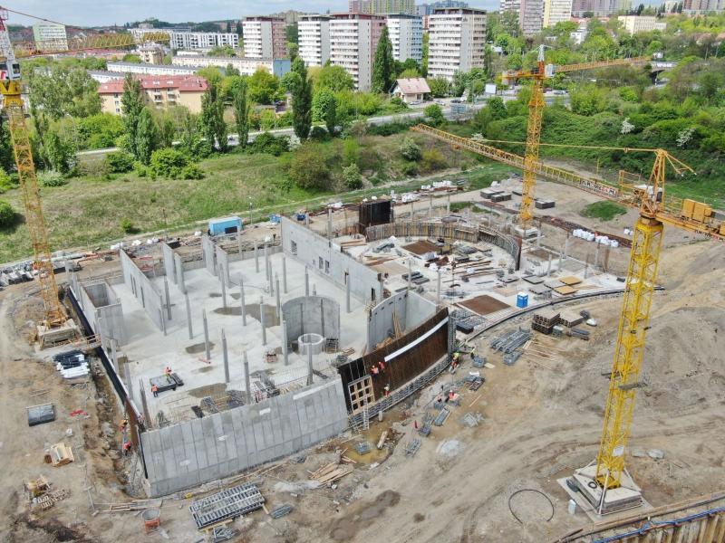 Fabryka Wody – wieści z budowy #6